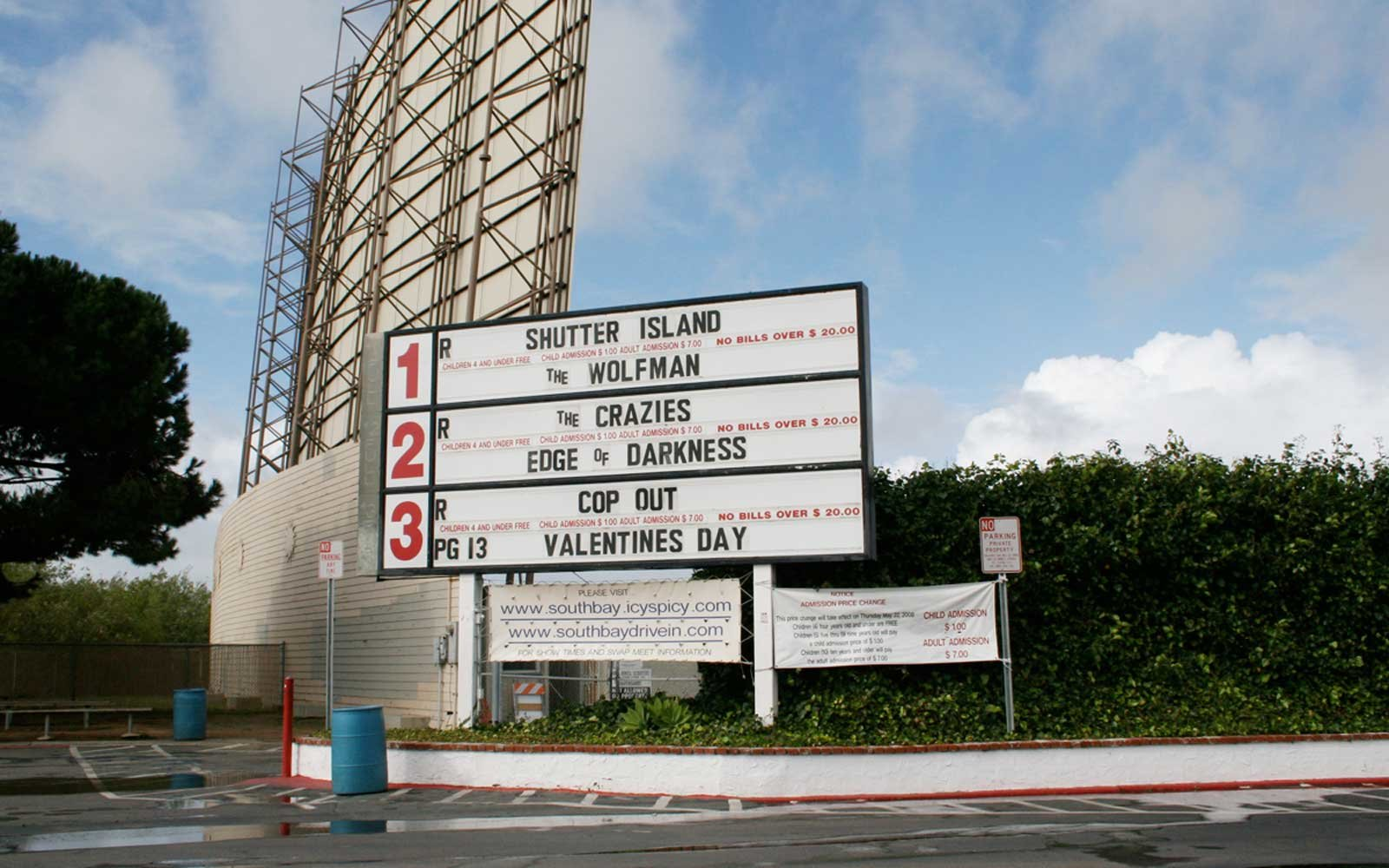 South Bay Drive-In Imperial Beach California