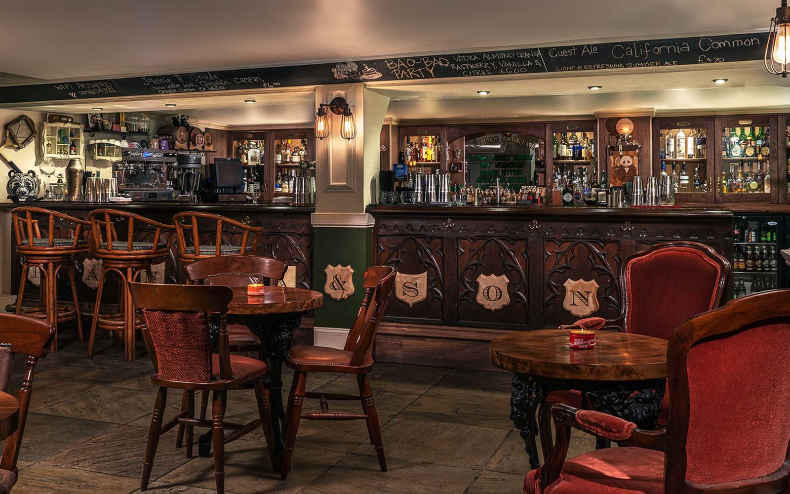35 Hidden Bars Around the World and How to Find Them | Travel + ...