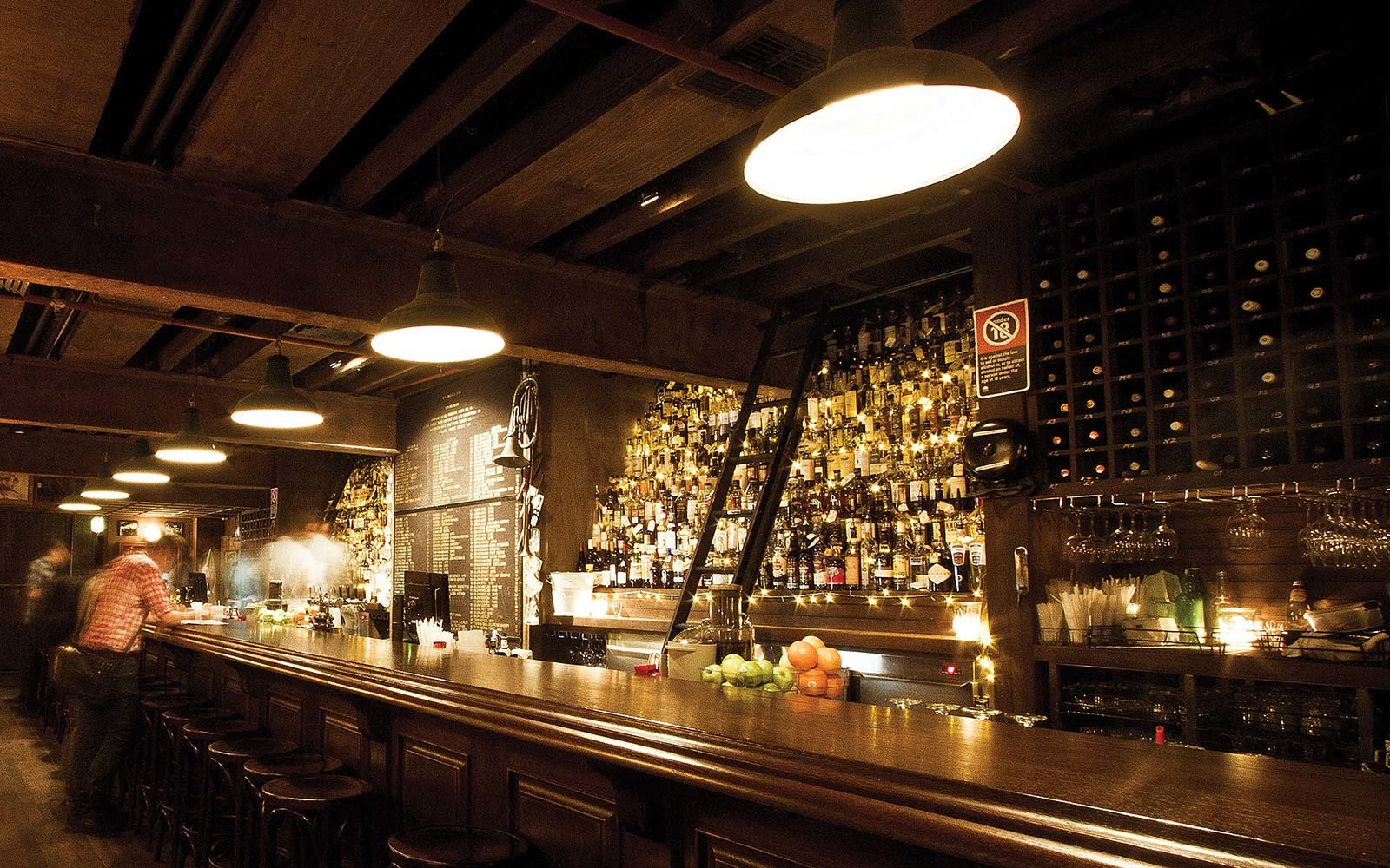 Hidden Secret Bars Around the World The Baxter Inn Sydney Australia