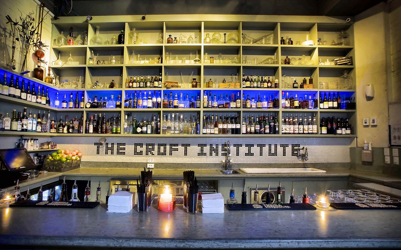 Hidden Secret Bars Around the World The Croft Institute Melbourne Australia