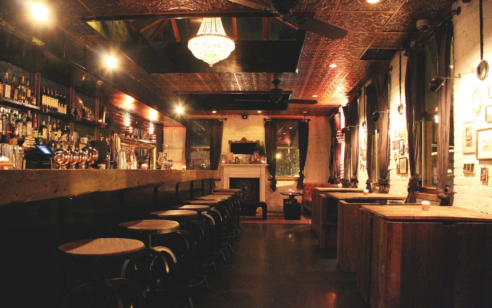 Hidden Secret Bars Around the World The Garret New York City
