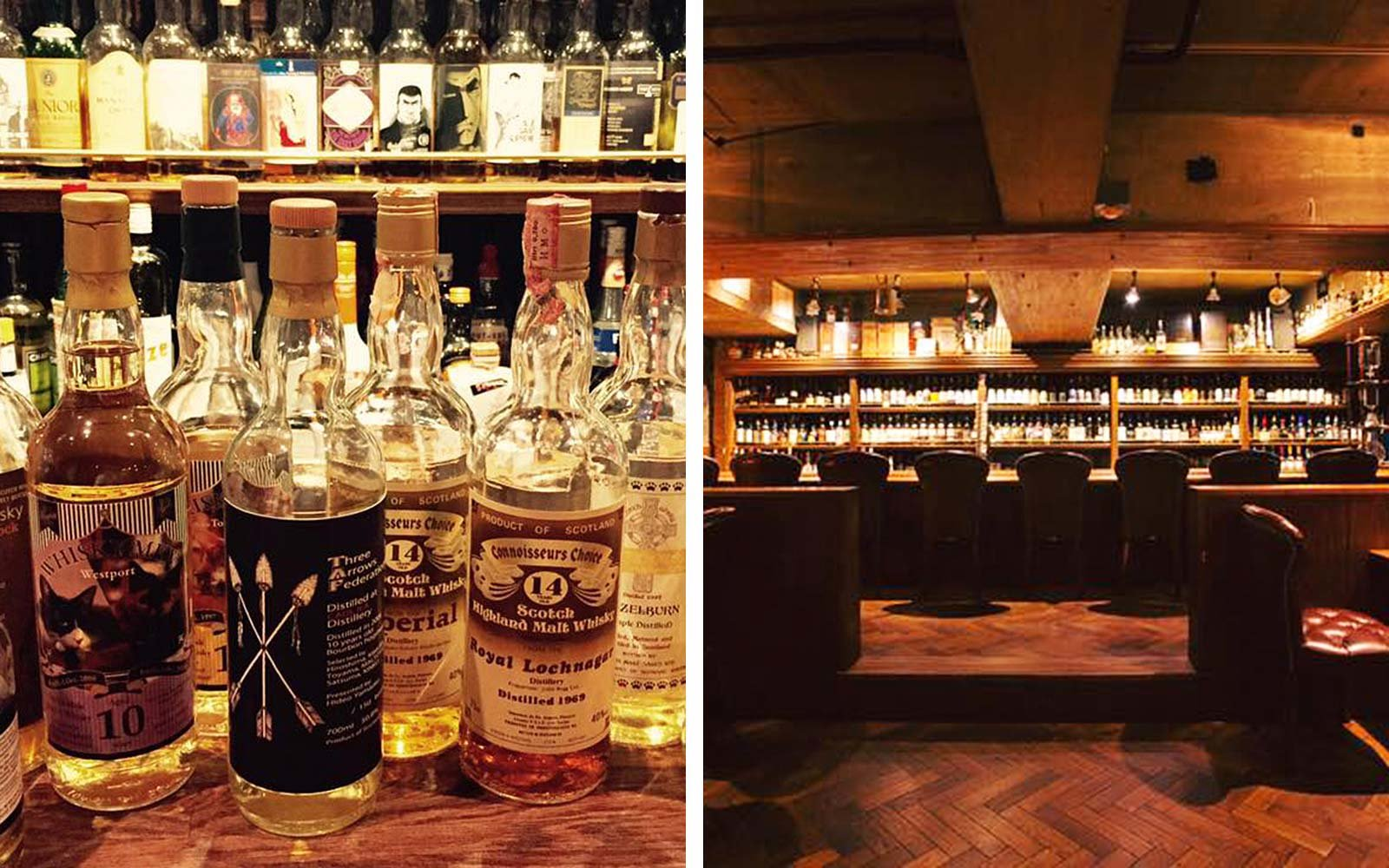 35 Hidden Bars Around the World and How to Find Them