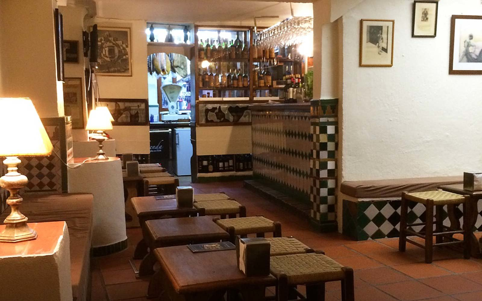 Hidden Bars Secret Around the World La trastienda Granada Spain
