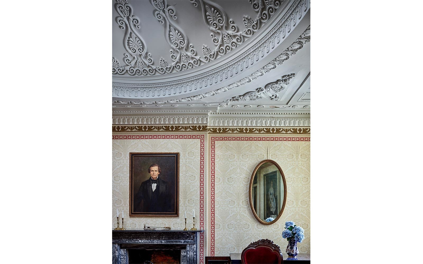 Gaineswood Plantation House Interior