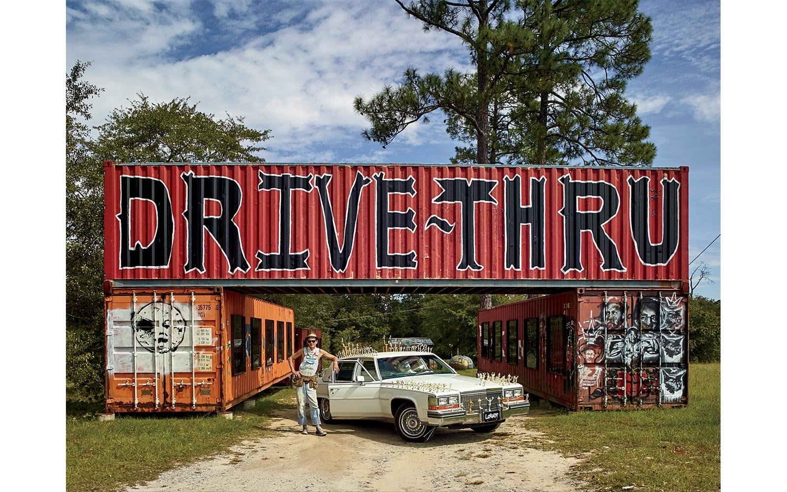 Drive Thru Museum, Seale, Alabama