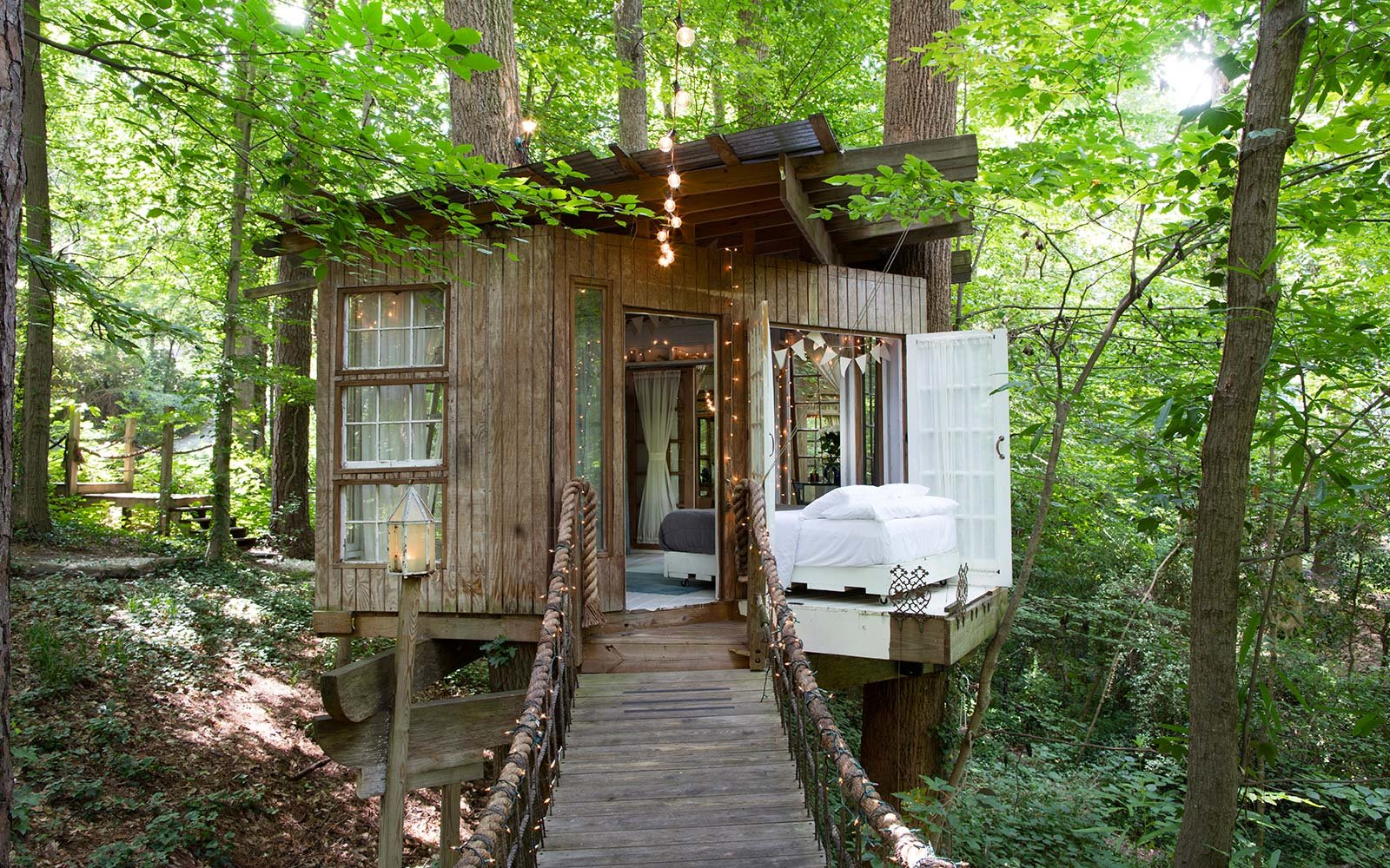 Airbnb Holiday Vacation Rental Treetop Atlanta Georgia