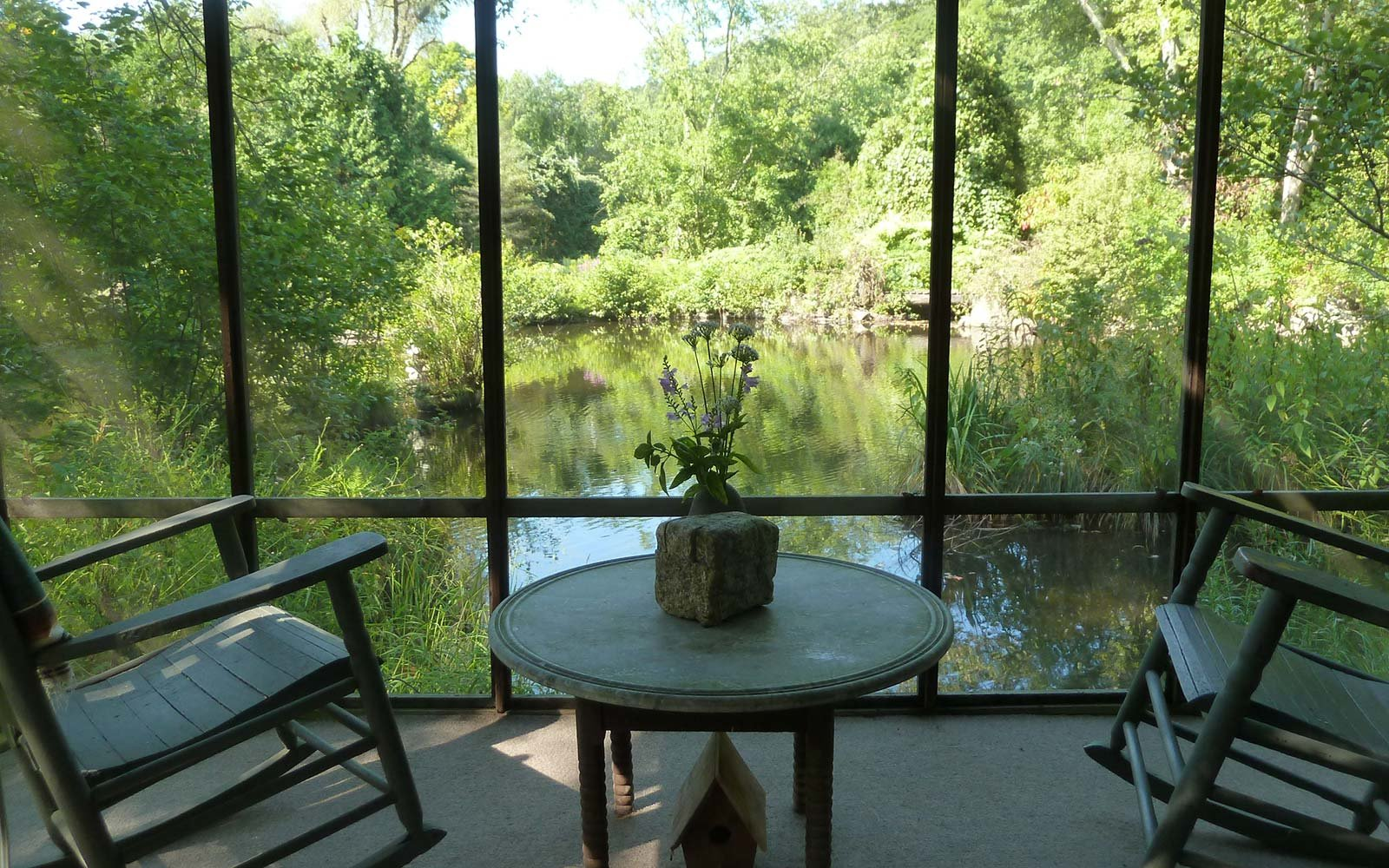 Airbnb Holiday Vacation Rental Treetop Newton Connecticut