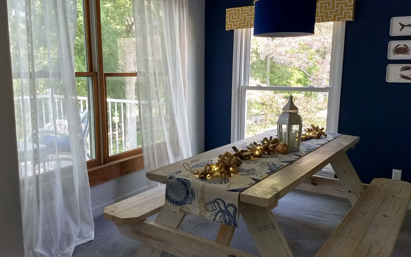Airbnb Holiday Vacation Rental Treetop Winona Lake Indiana