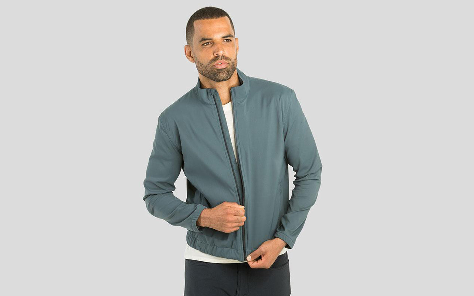 Spring Olivers Gate Jacket