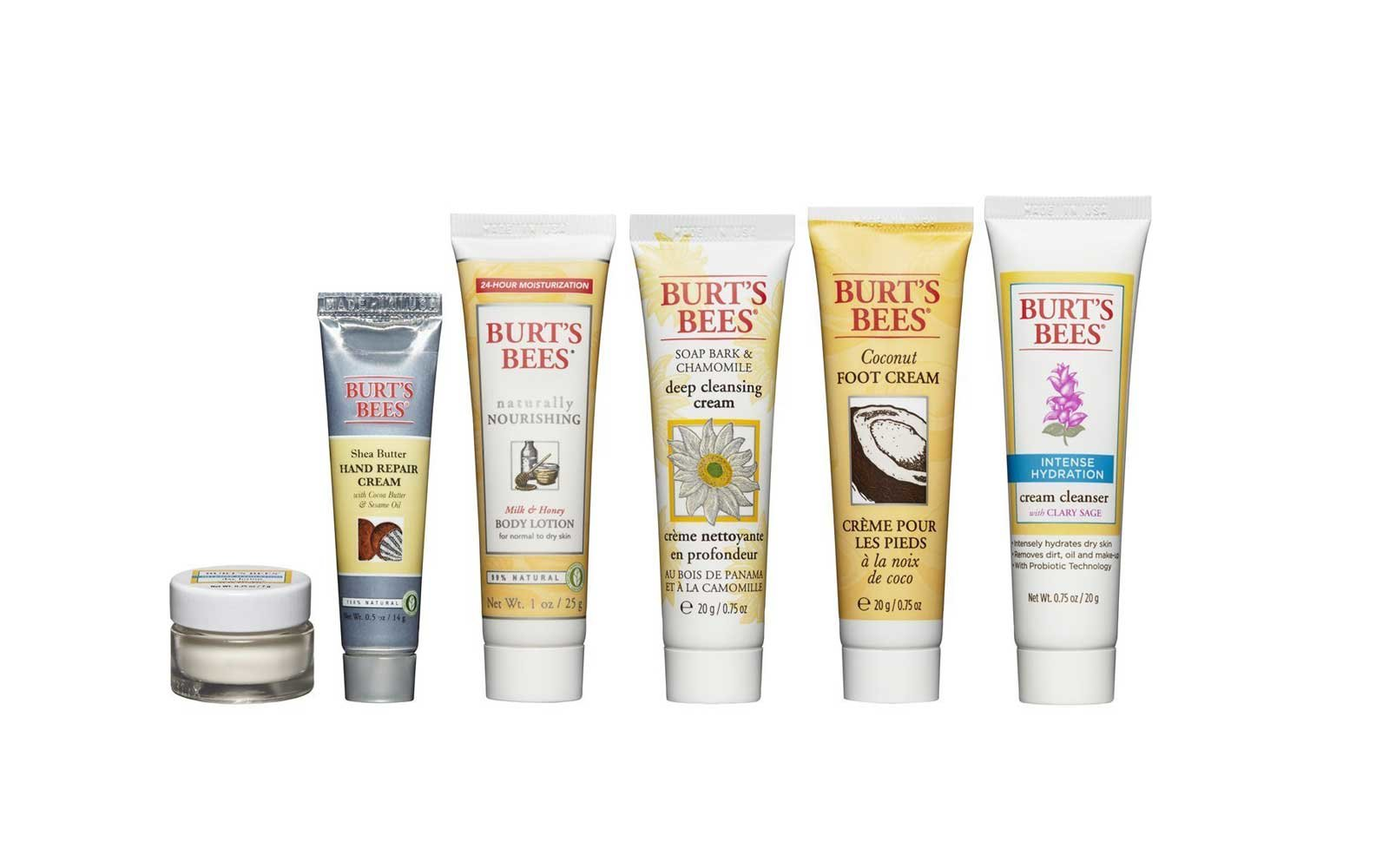 Burt's Bees Mini Travel Set