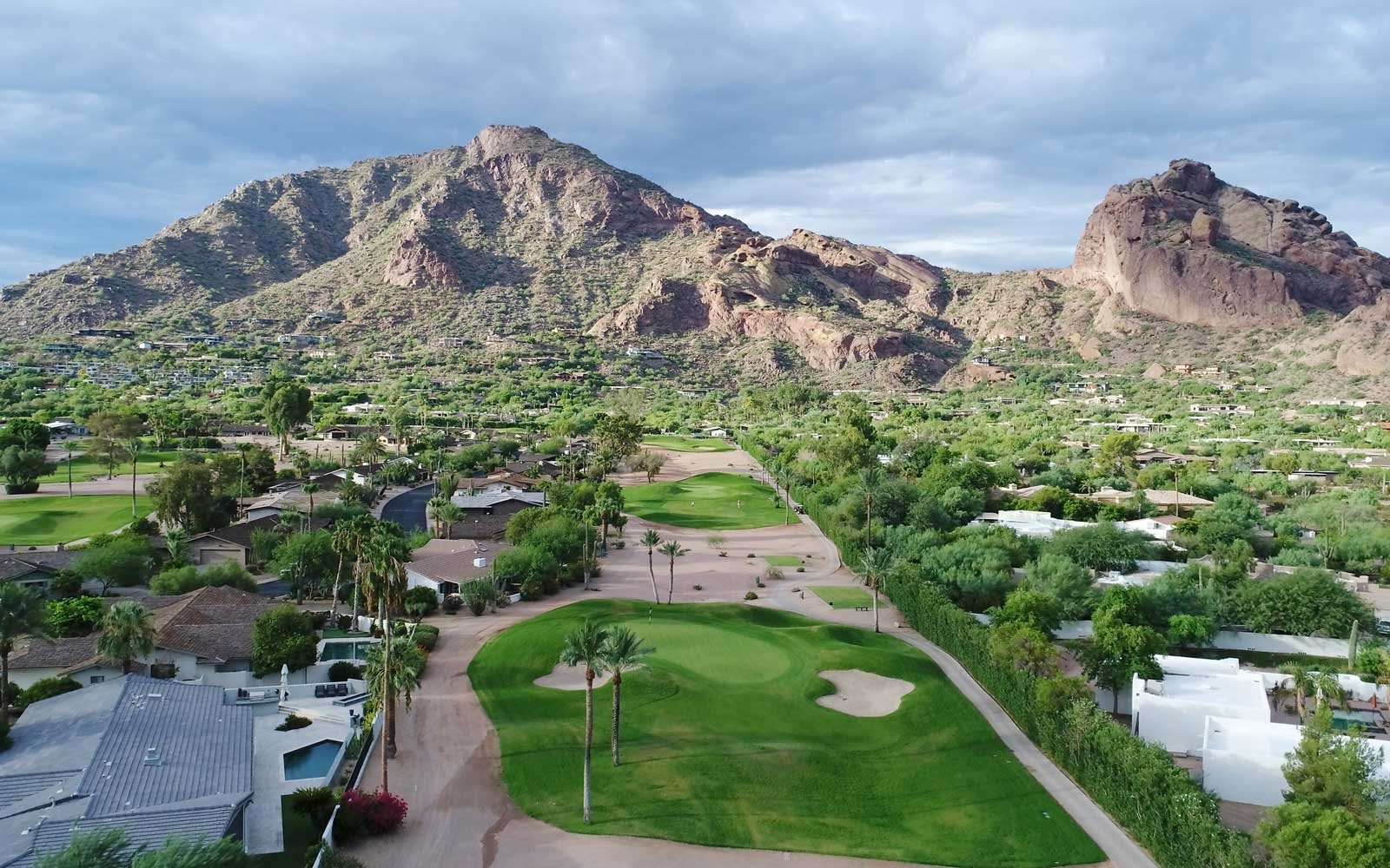 Mountain Shadows Resort with Views of Camelback Mountain