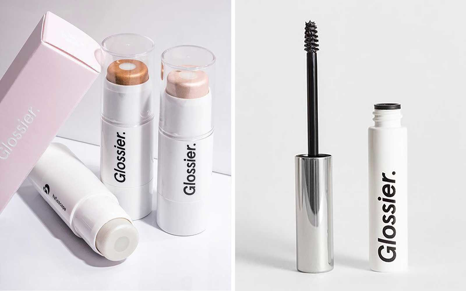 Glossier Brow Gel and Highlighter Duo