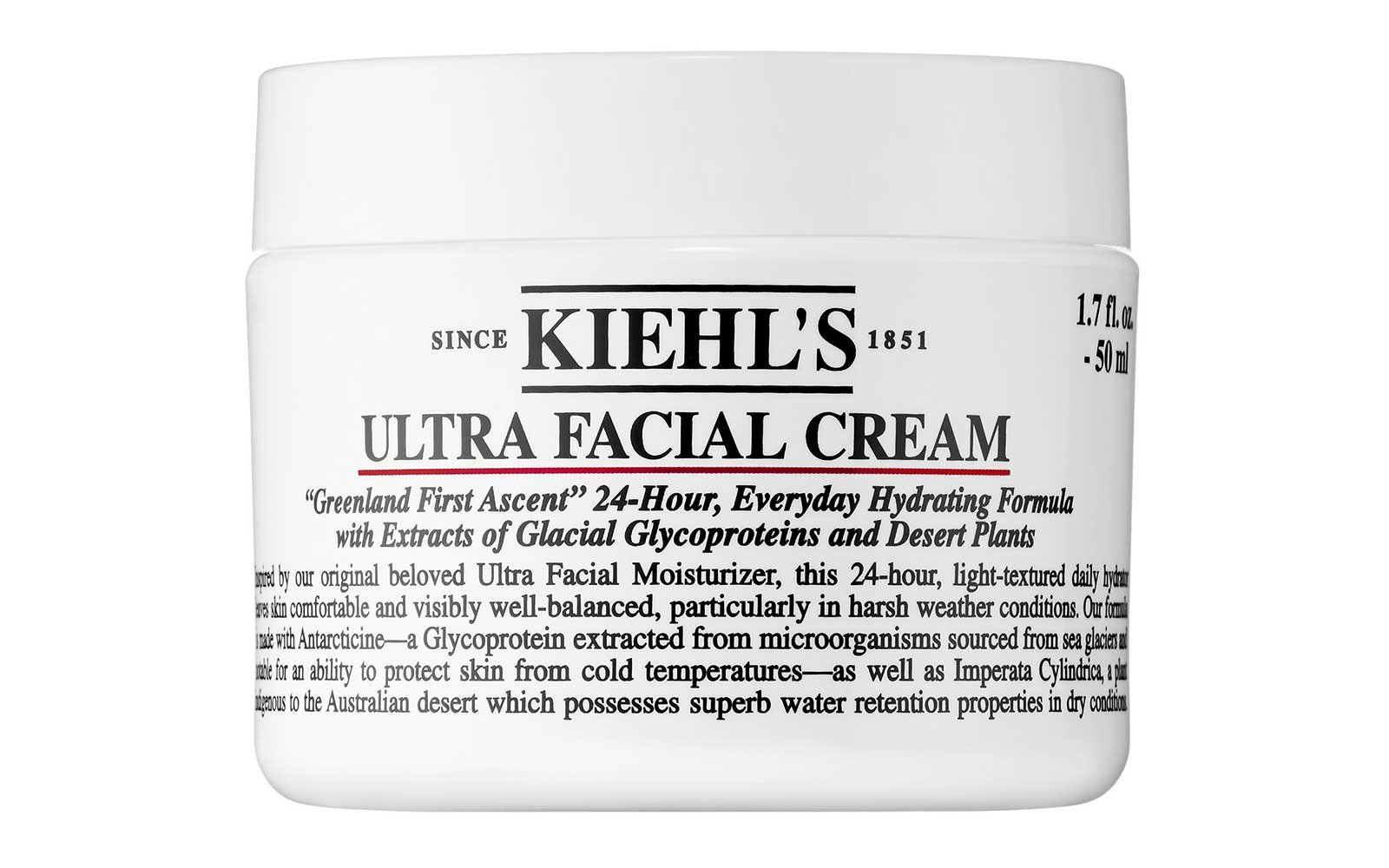 Kiehls Ultra Face Cream
