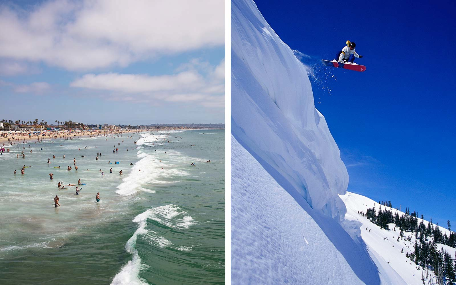 Unusual winter fun of the world, which is especially popular with tourists