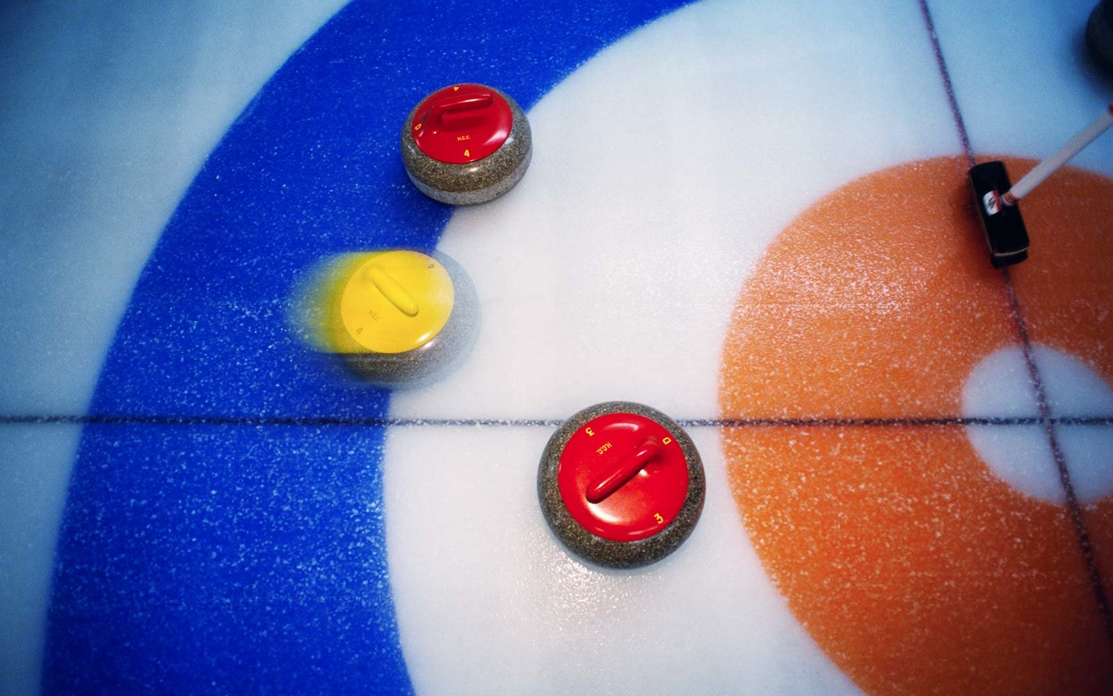Take up curling in Los Angeles