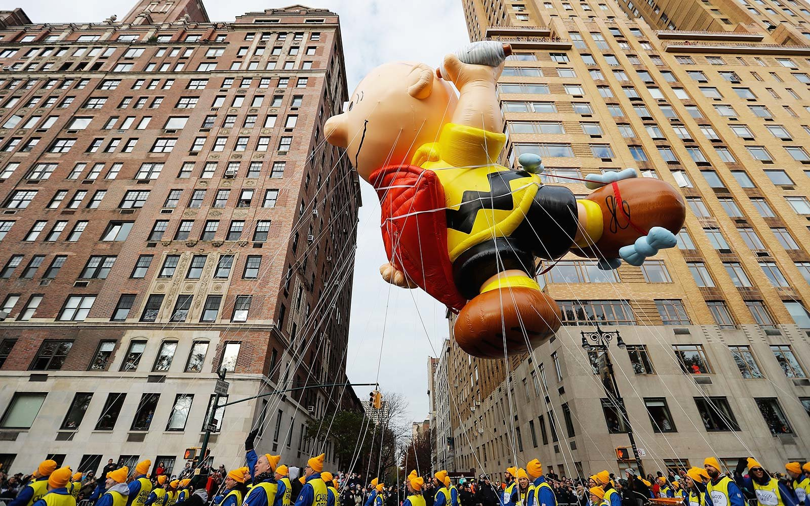 Things to Do in November Macy's Thanksgiving Day Parade New York City