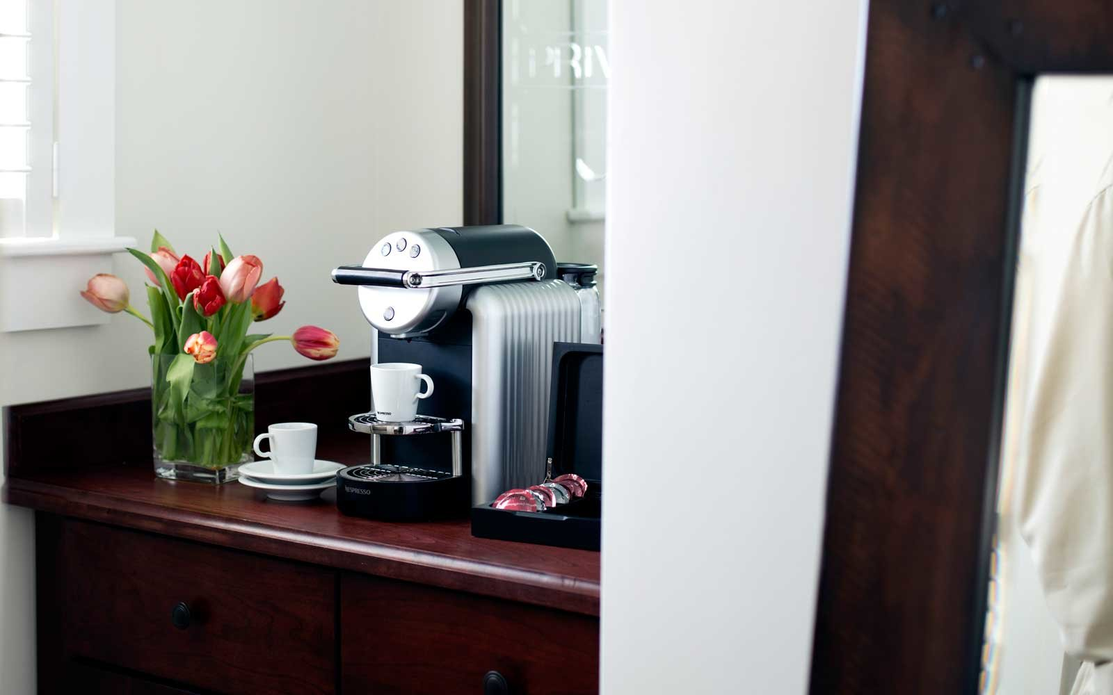 Why You Might Not Want To Use That Hotel Room Coffee Maker