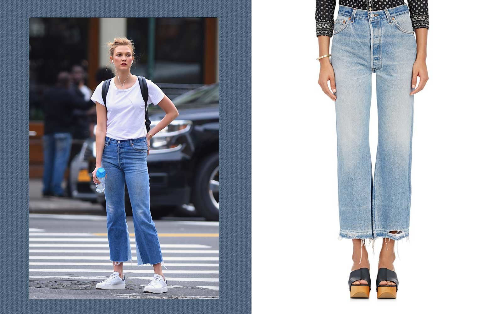 8 Celebrity-Approved Ways to Take Your Jeans on a Date forecast
