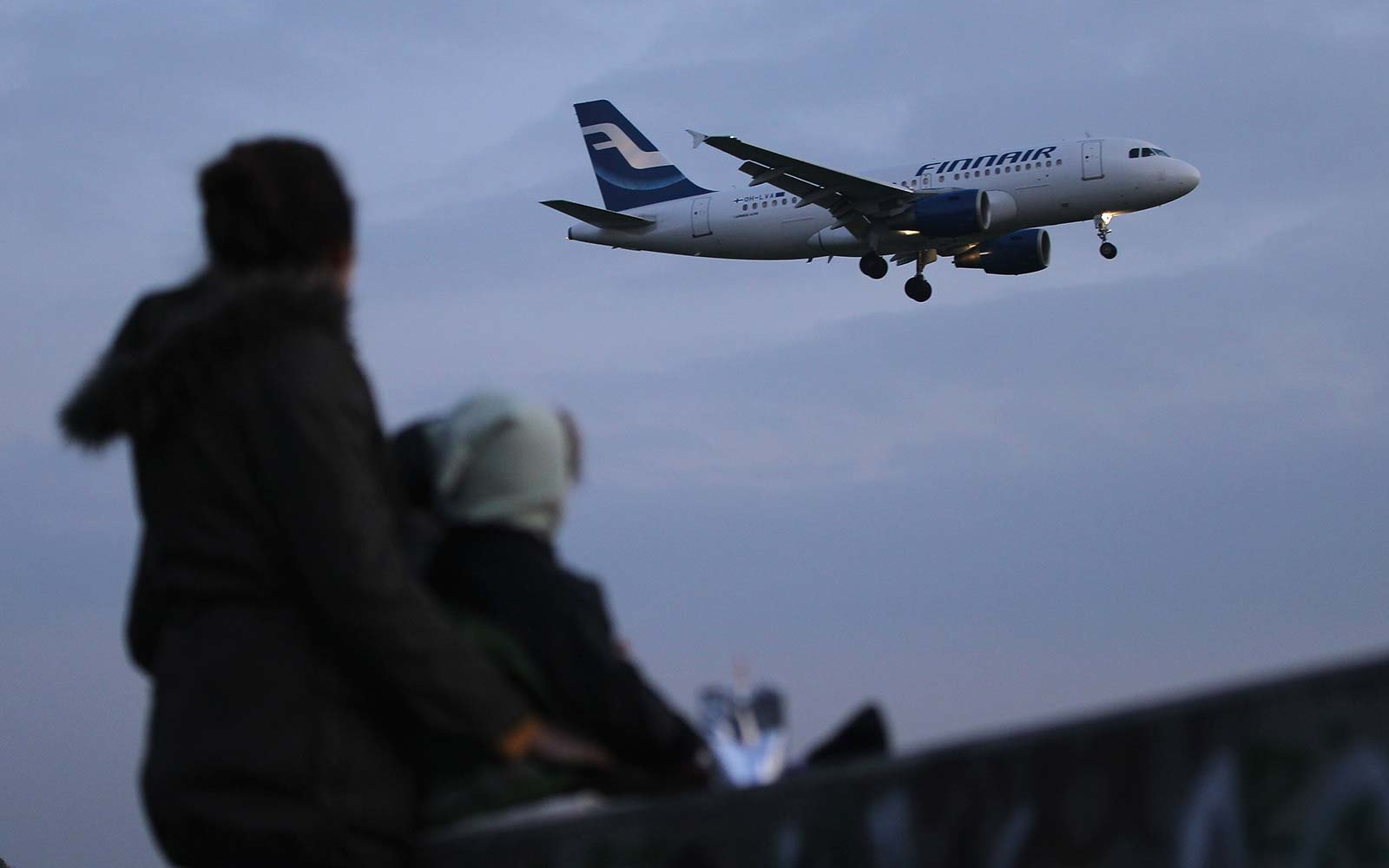 Helsinki Finnair Flight 666 Friday October 13th