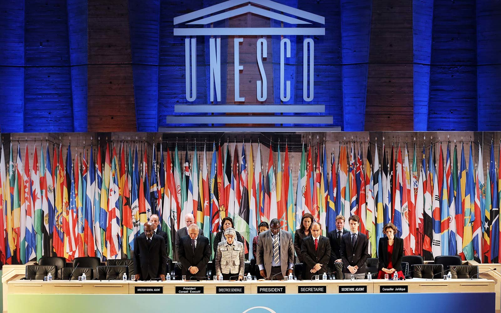 UNESCO Headquarters Paris France
