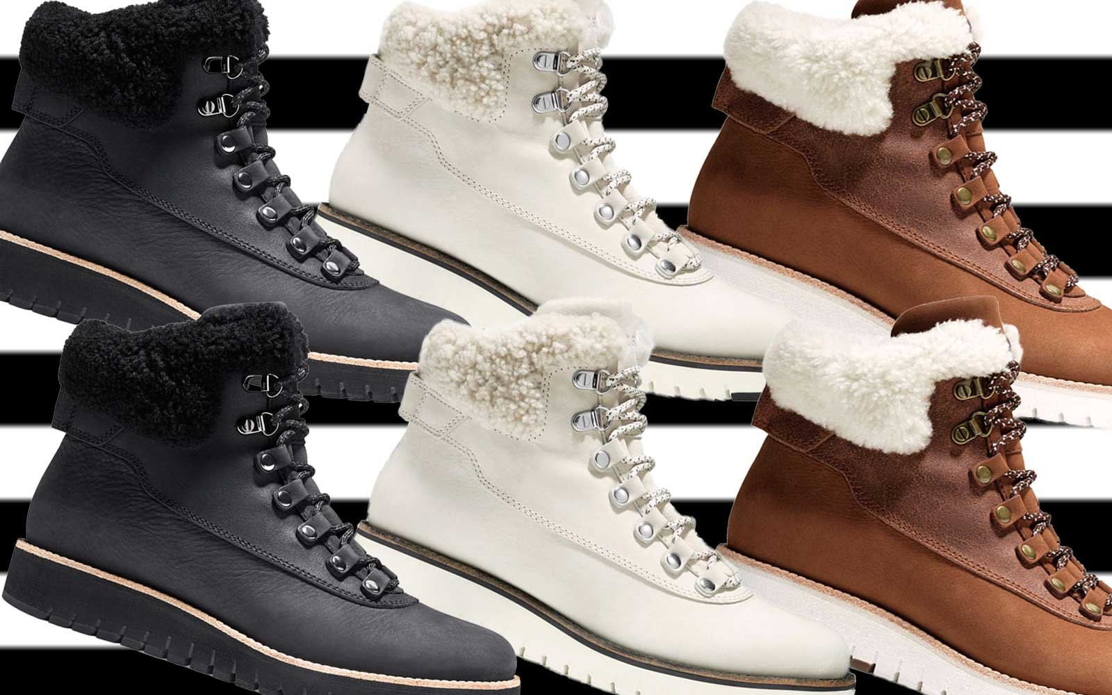 Cole Haan Hiking Boots