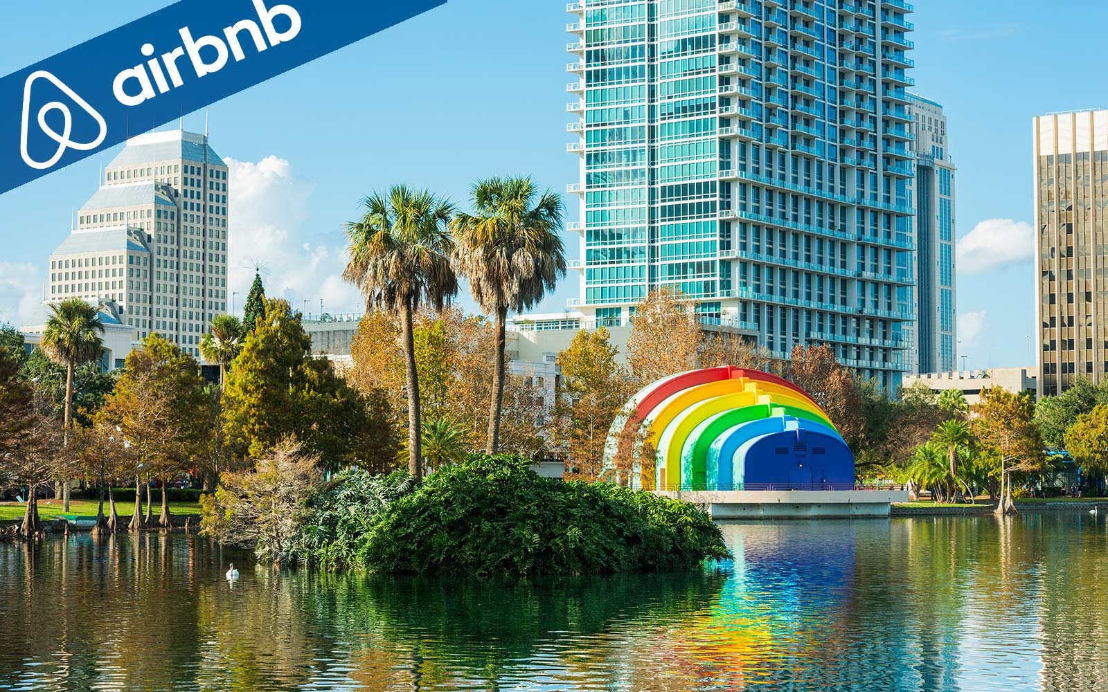 Orlando Will Have The World S First Airbnb Branded