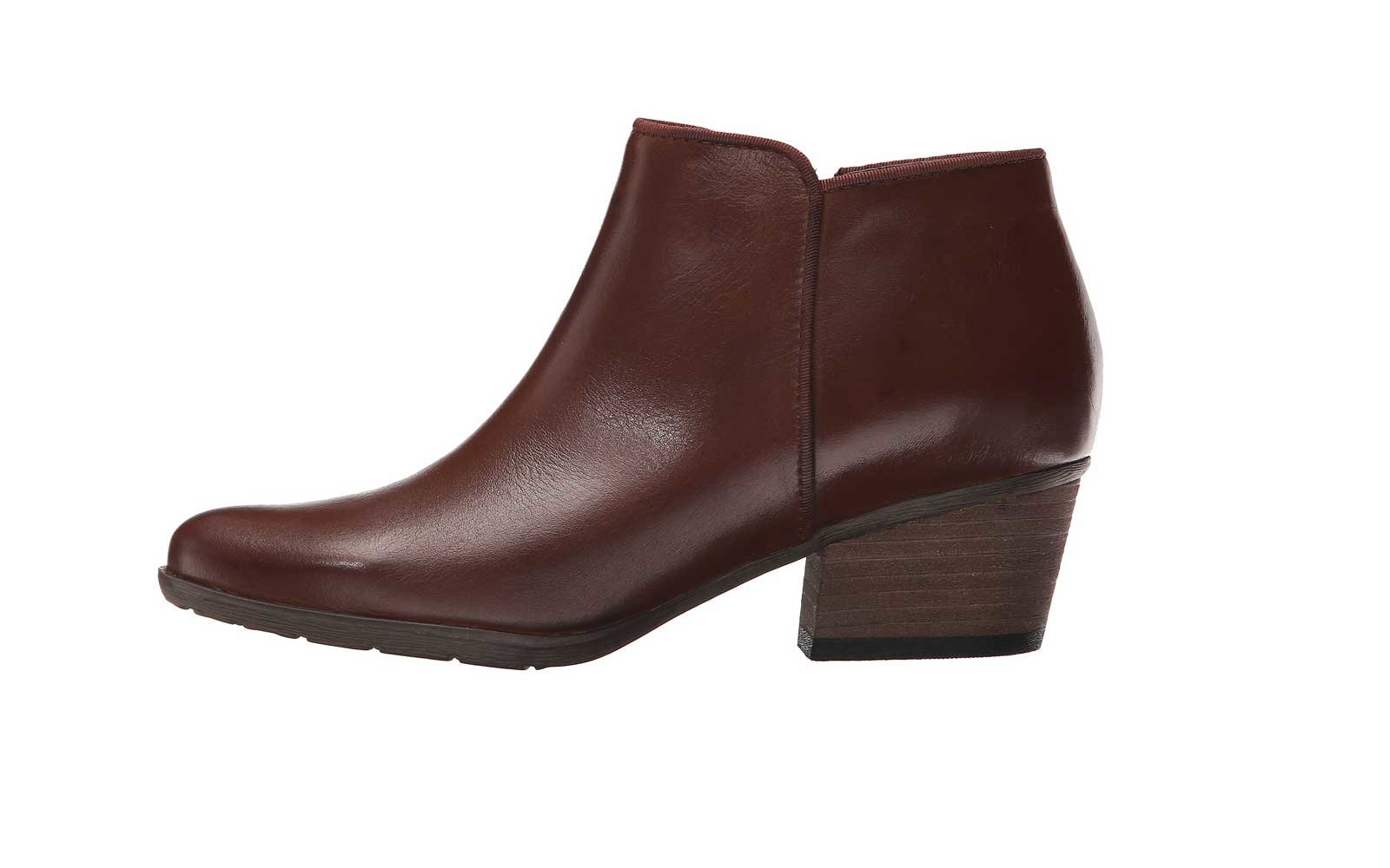 Simple (but Smart!) Heeled Booties