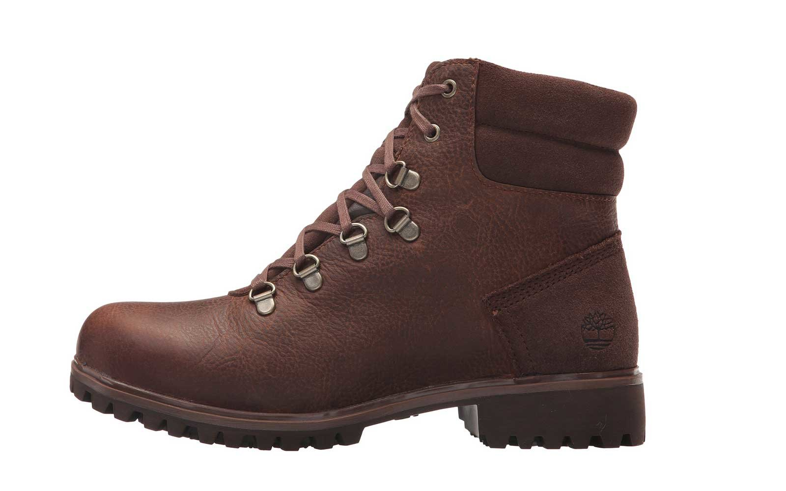 Brown Timberland