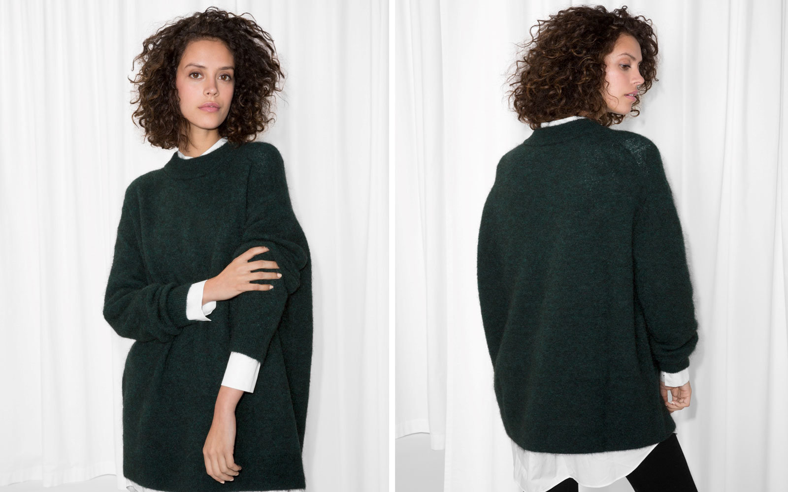 & Other Stories' Oversized Knit