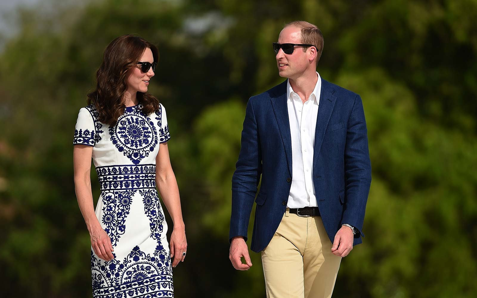 Kate Middleton Prince William Royal Travel Norway Sweden