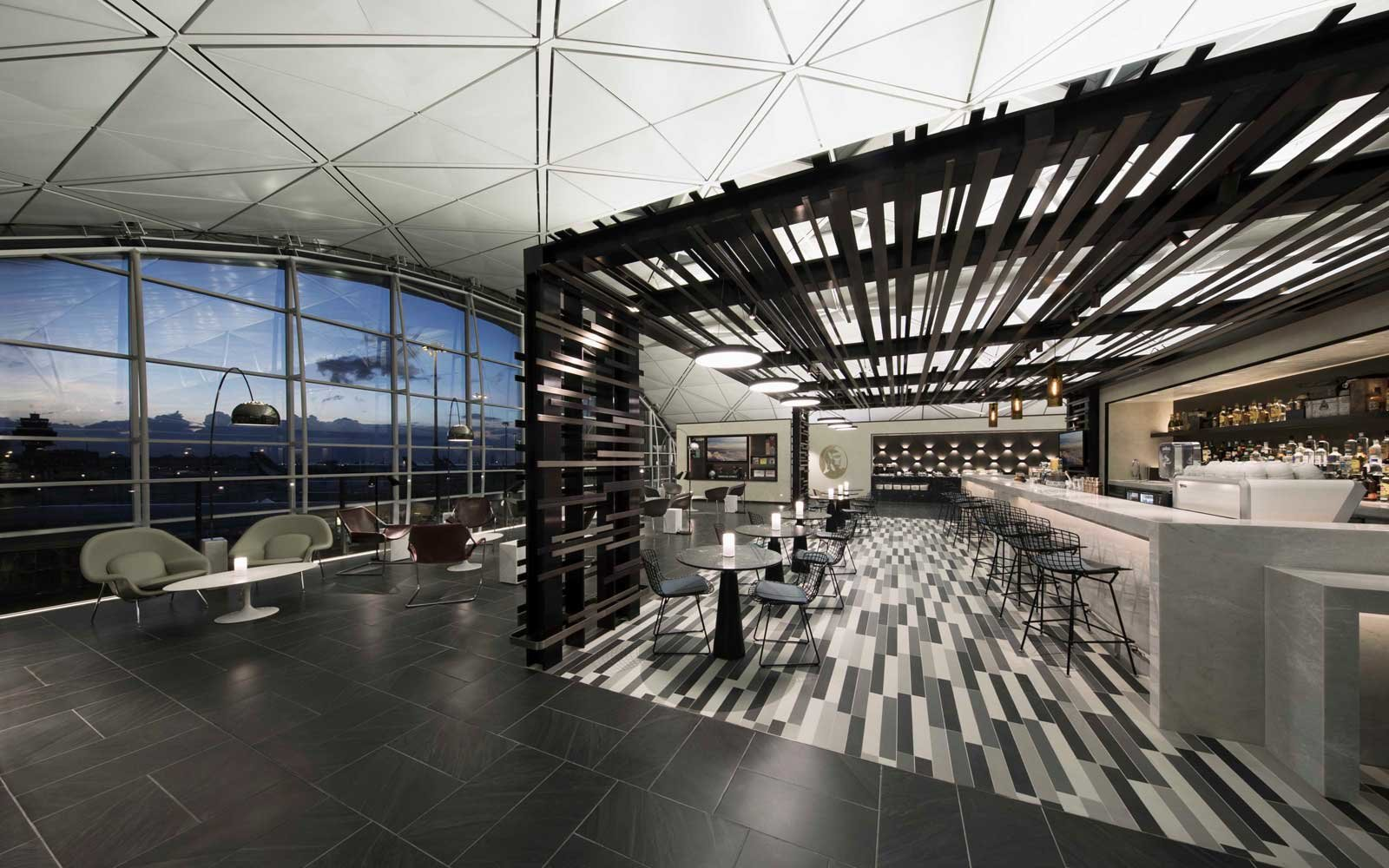 American Express Centurion Lounge The Luxury Airport Lounge We All Want Access To Travel
