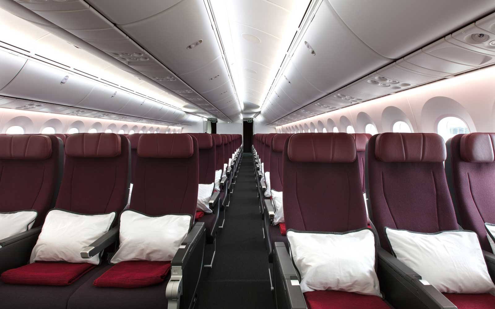 An Inside Look At The New Plane That Will Fly The World S