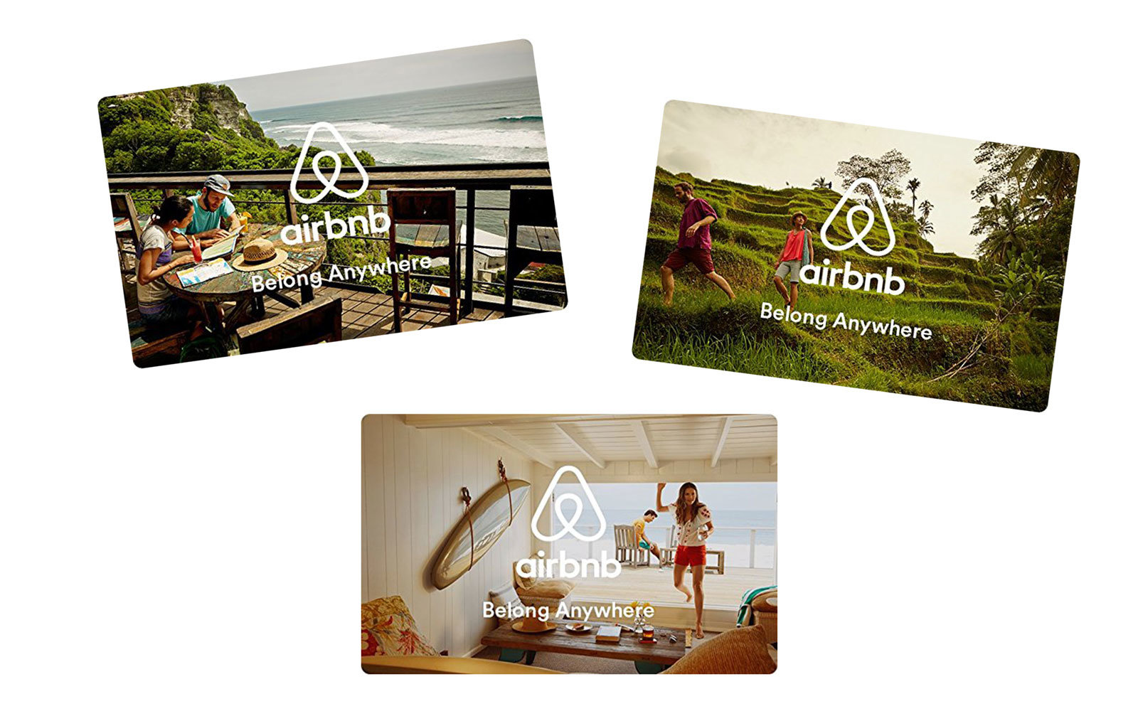 airbnb gift card for travelers