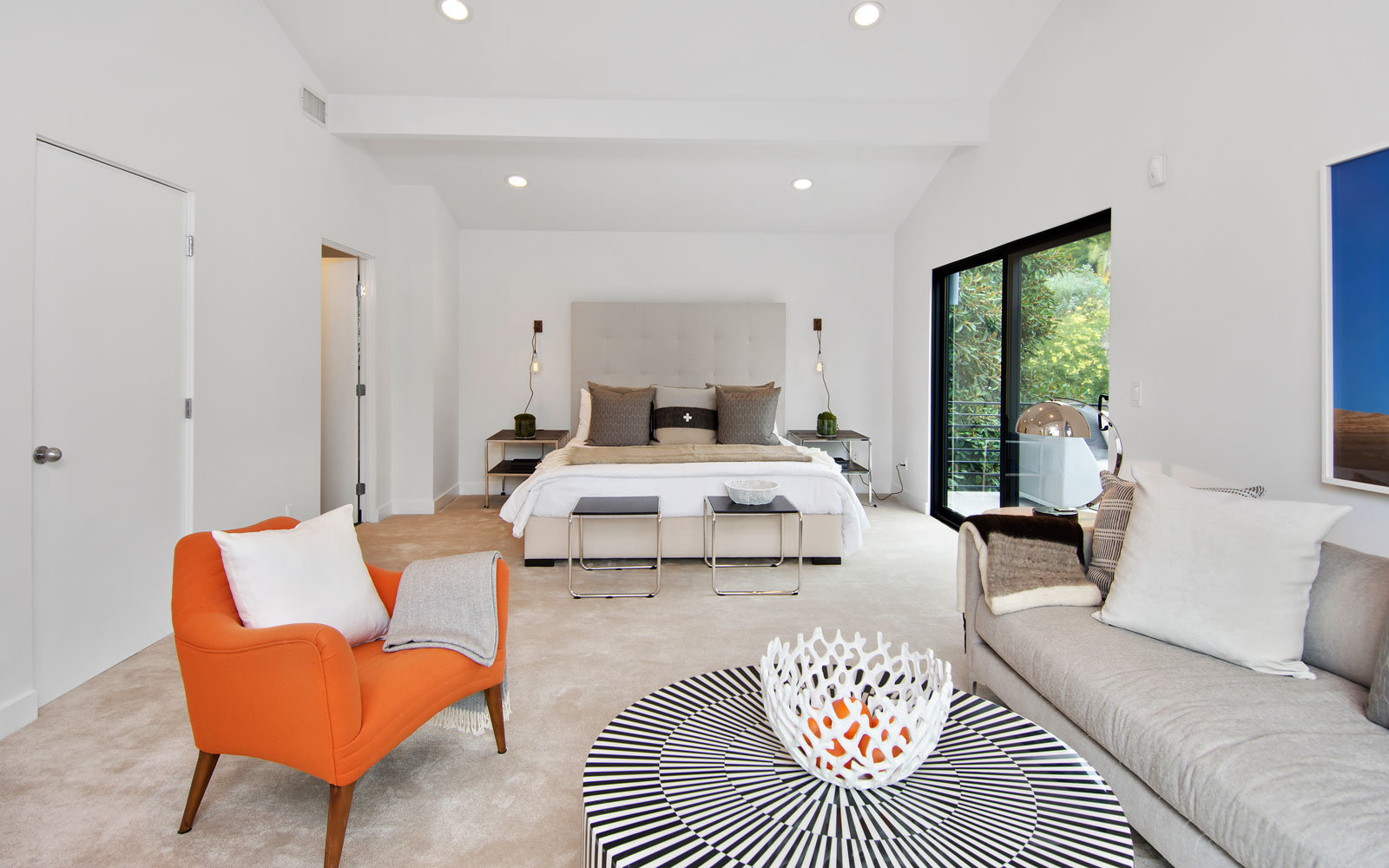 beverly hills rental second bedroom
