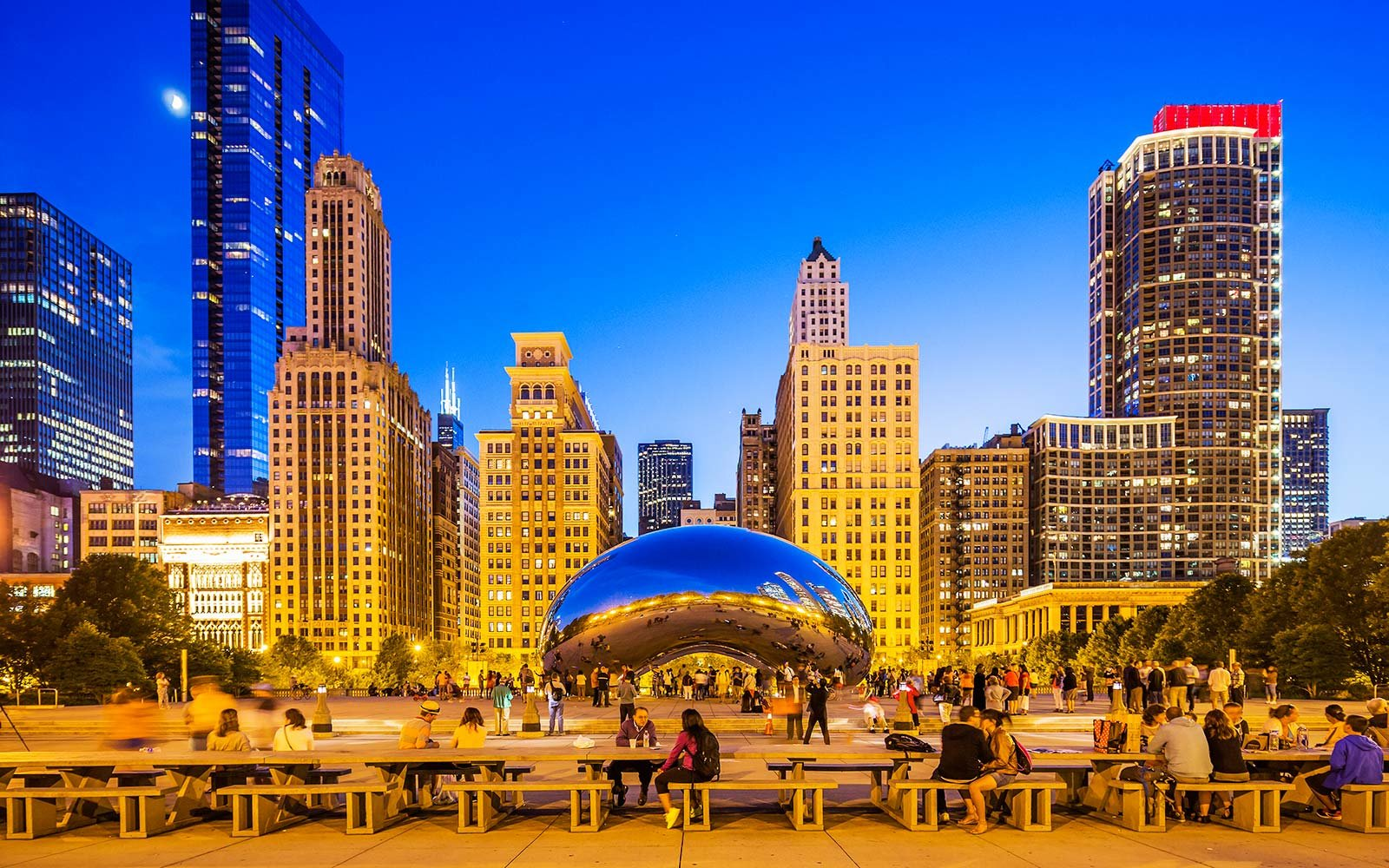 chicago illinois america's favorite places cities
