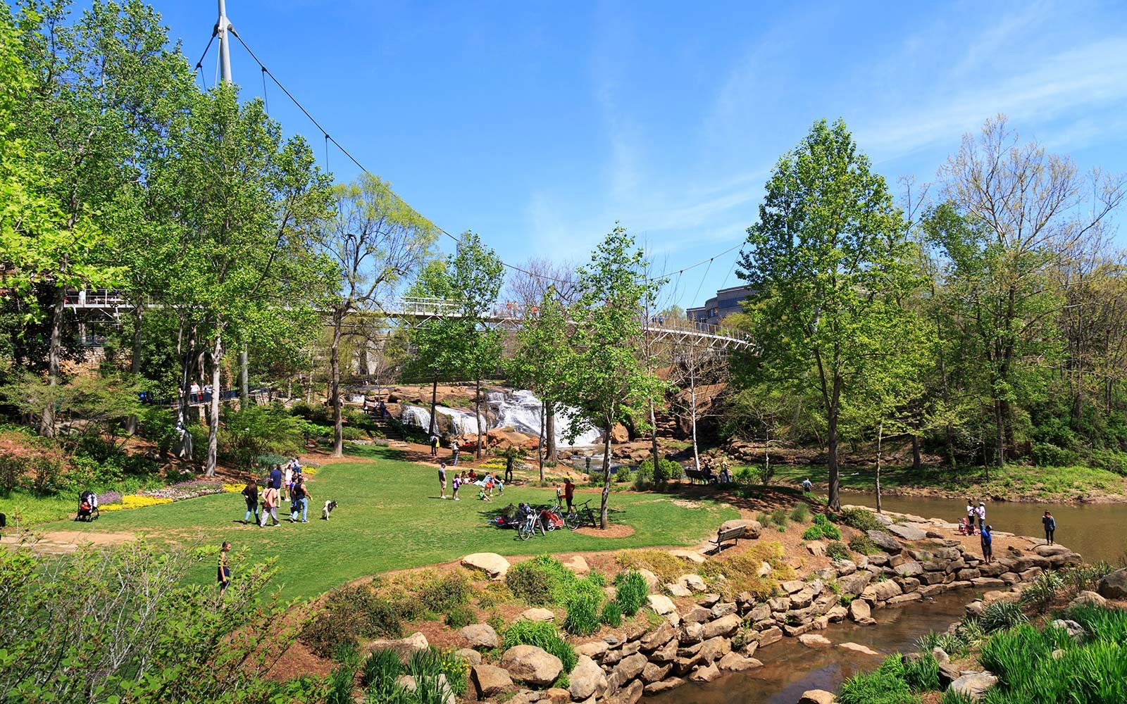 greenville south carolina america's favorite places cities