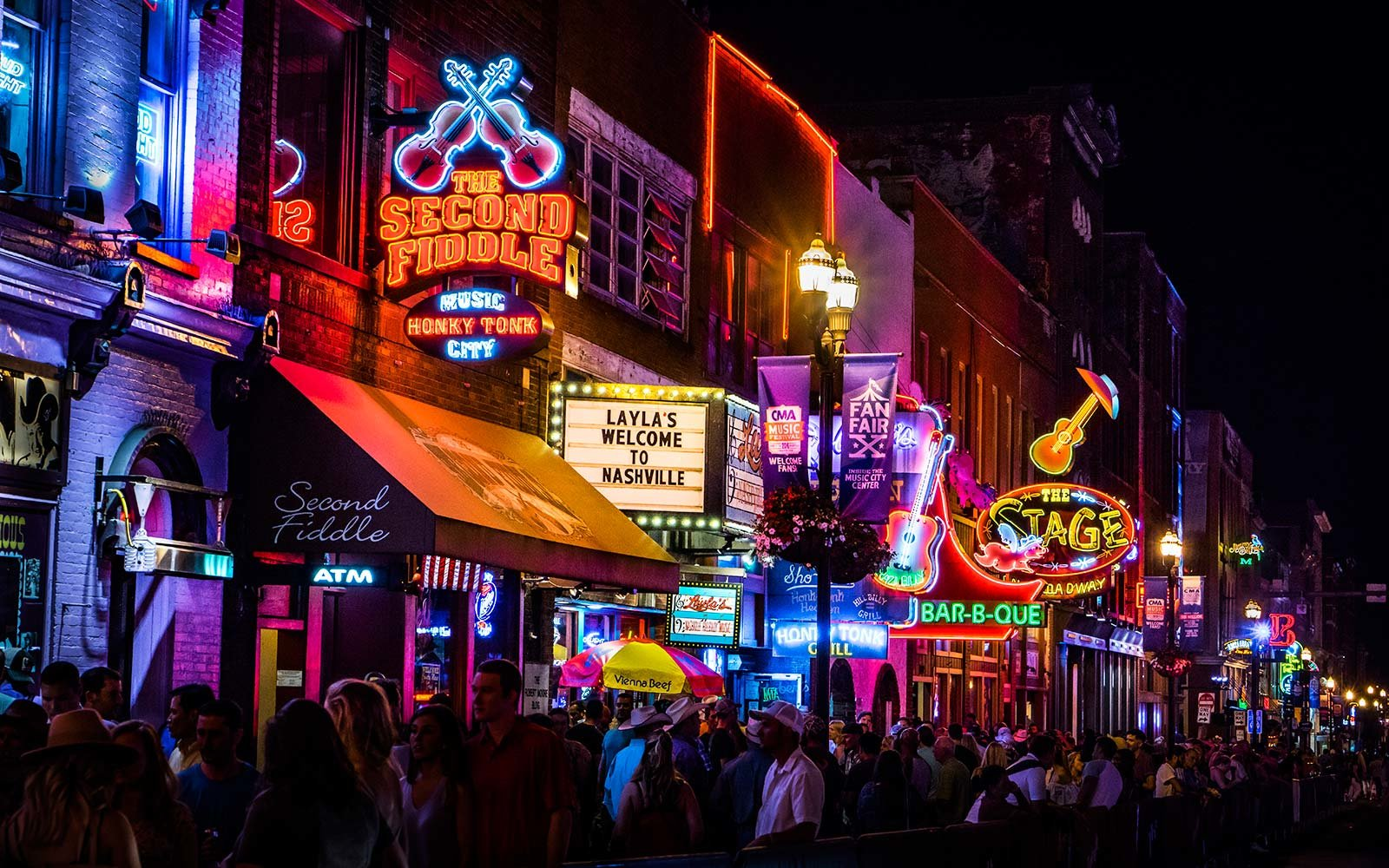 nashville tennessee america's favorite places cities