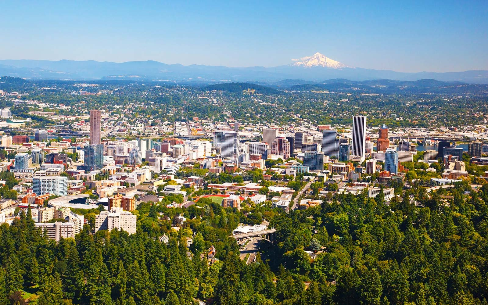 portland oregon america's favorite places cities