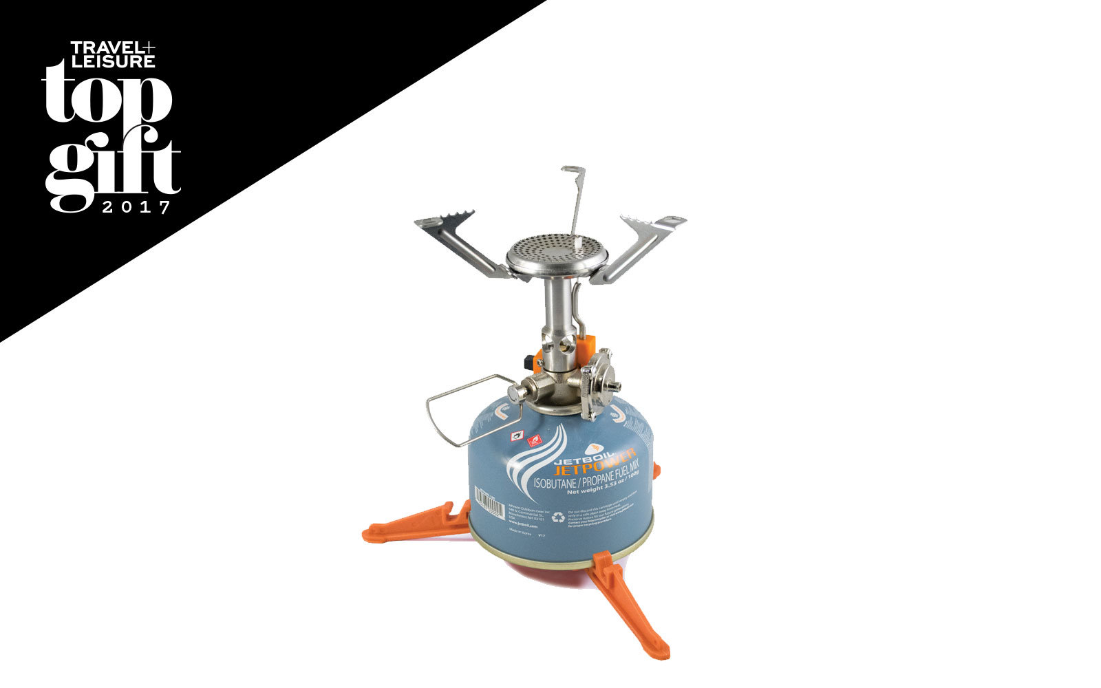 Jetboil jet power stove