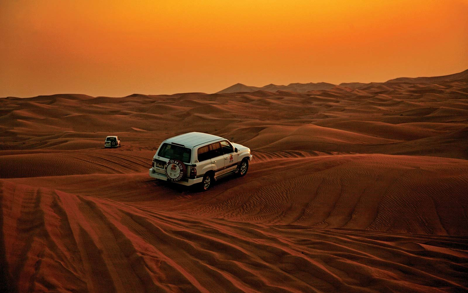 travel agency perk offers benefits dubai desert excursion