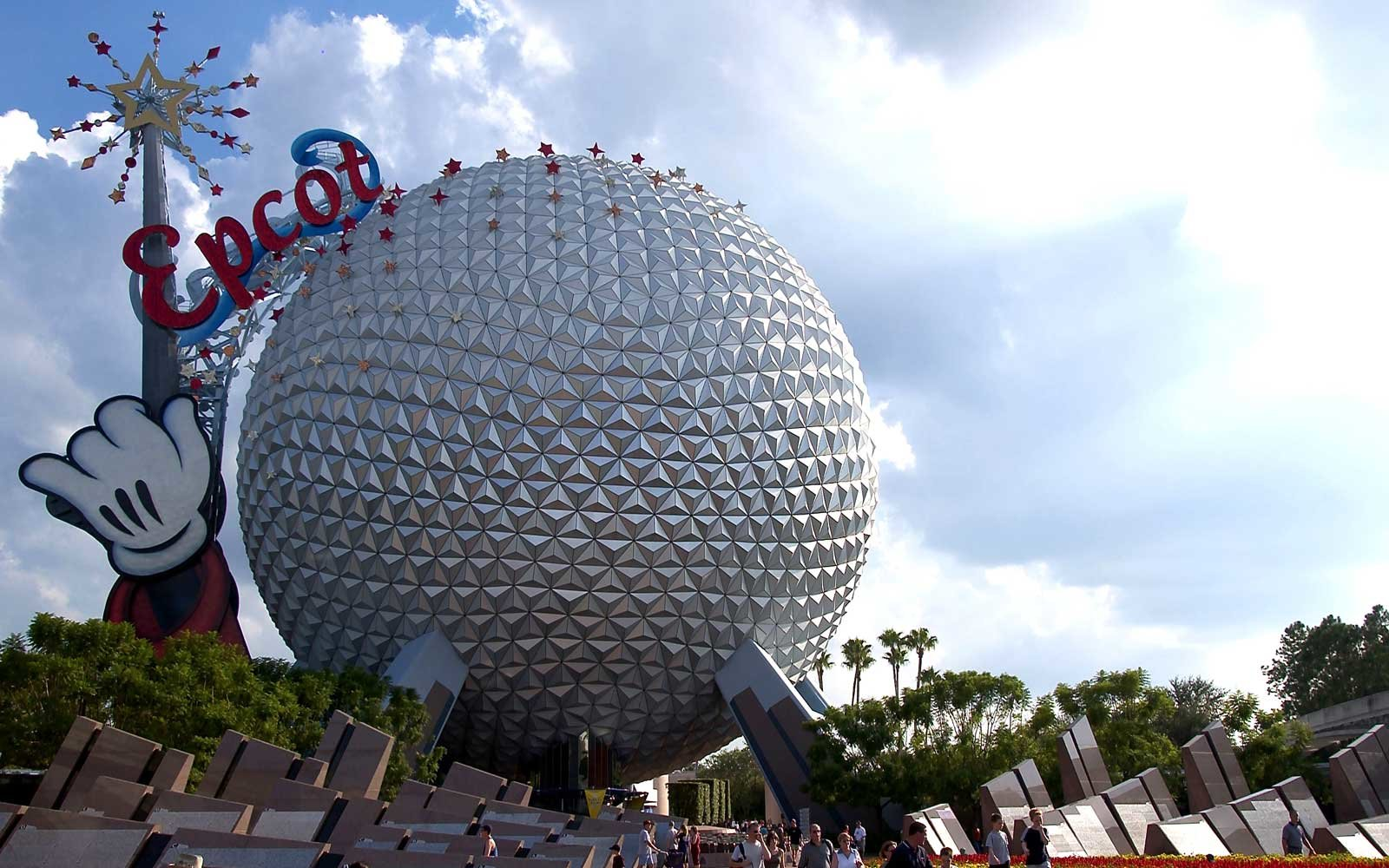 Disney World Is Tearing Down a Classic Attraction This Week — See the Photos