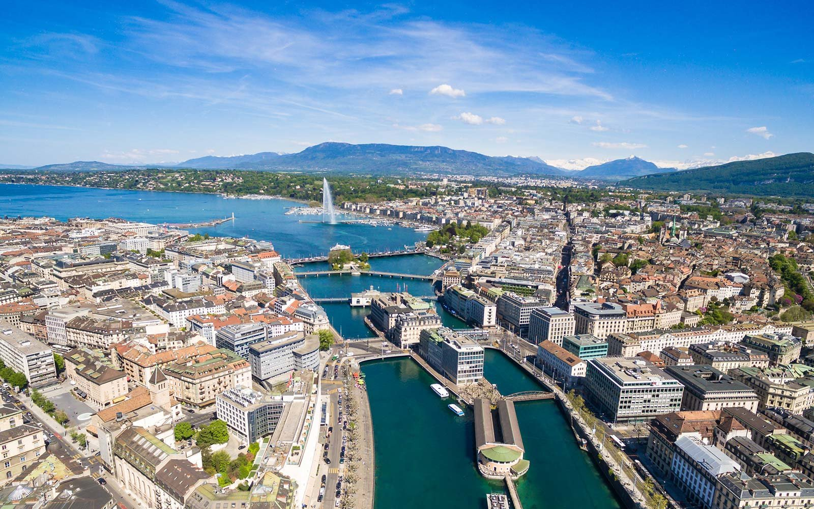 Flying Water Taxis Are Coming to Geneva Next Year | Travel