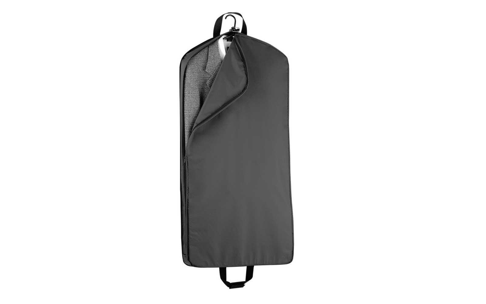 b962c5aac9 WallyBags 45-inch Extra Capacity Garment Bag with Pockets