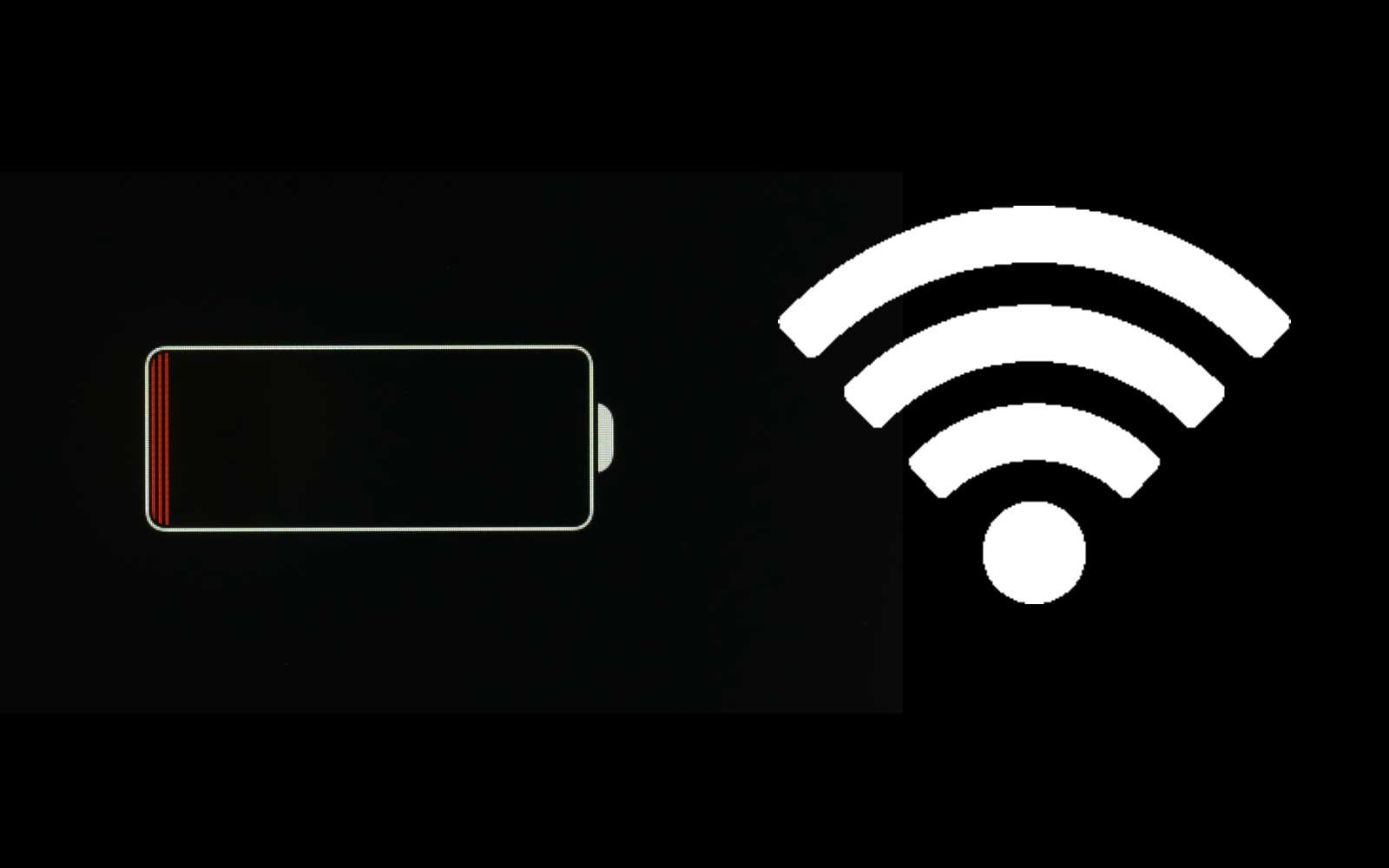 Travel Nightmares: Low Battery and No Wi-Fi