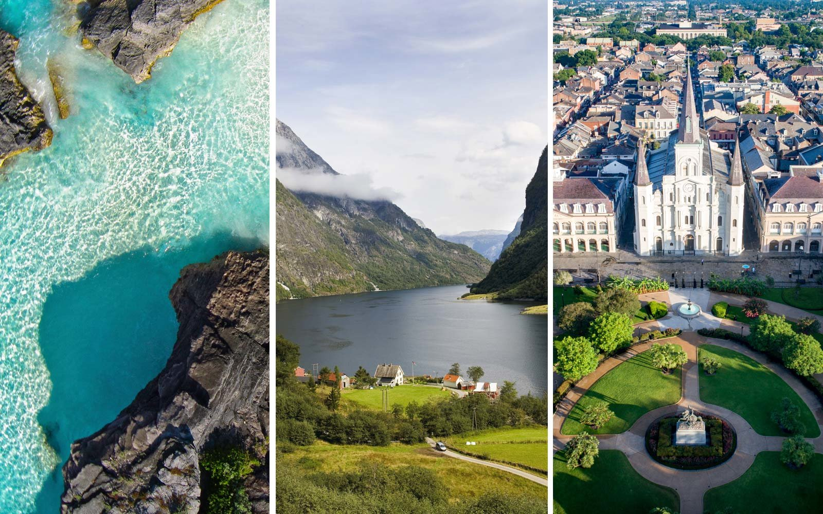 Destination of the Year, Reader's Choice
