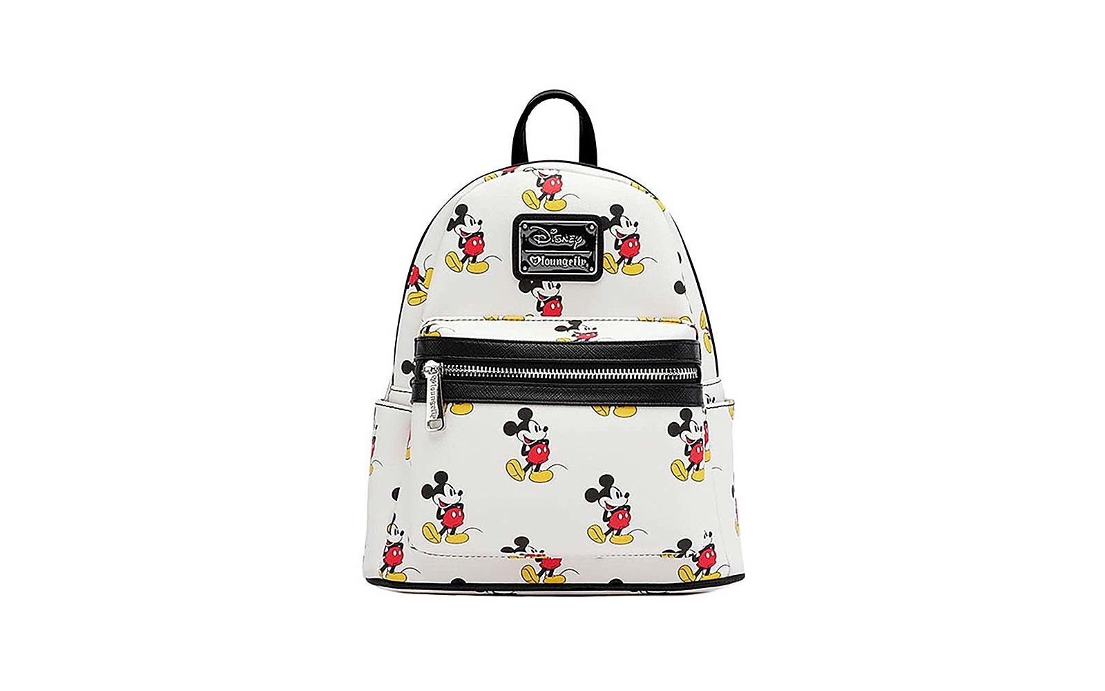 loungefly disney mickey mouse mini backpack luggage