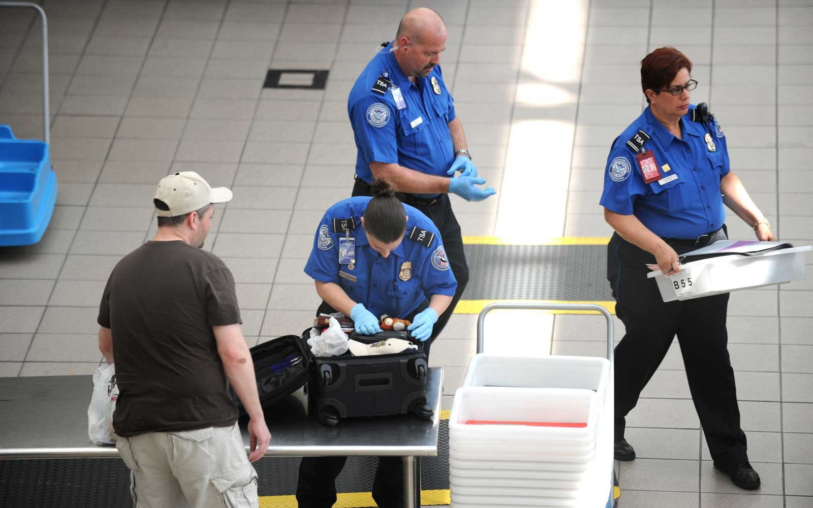 What Travelers Need To Know About New Airport Security