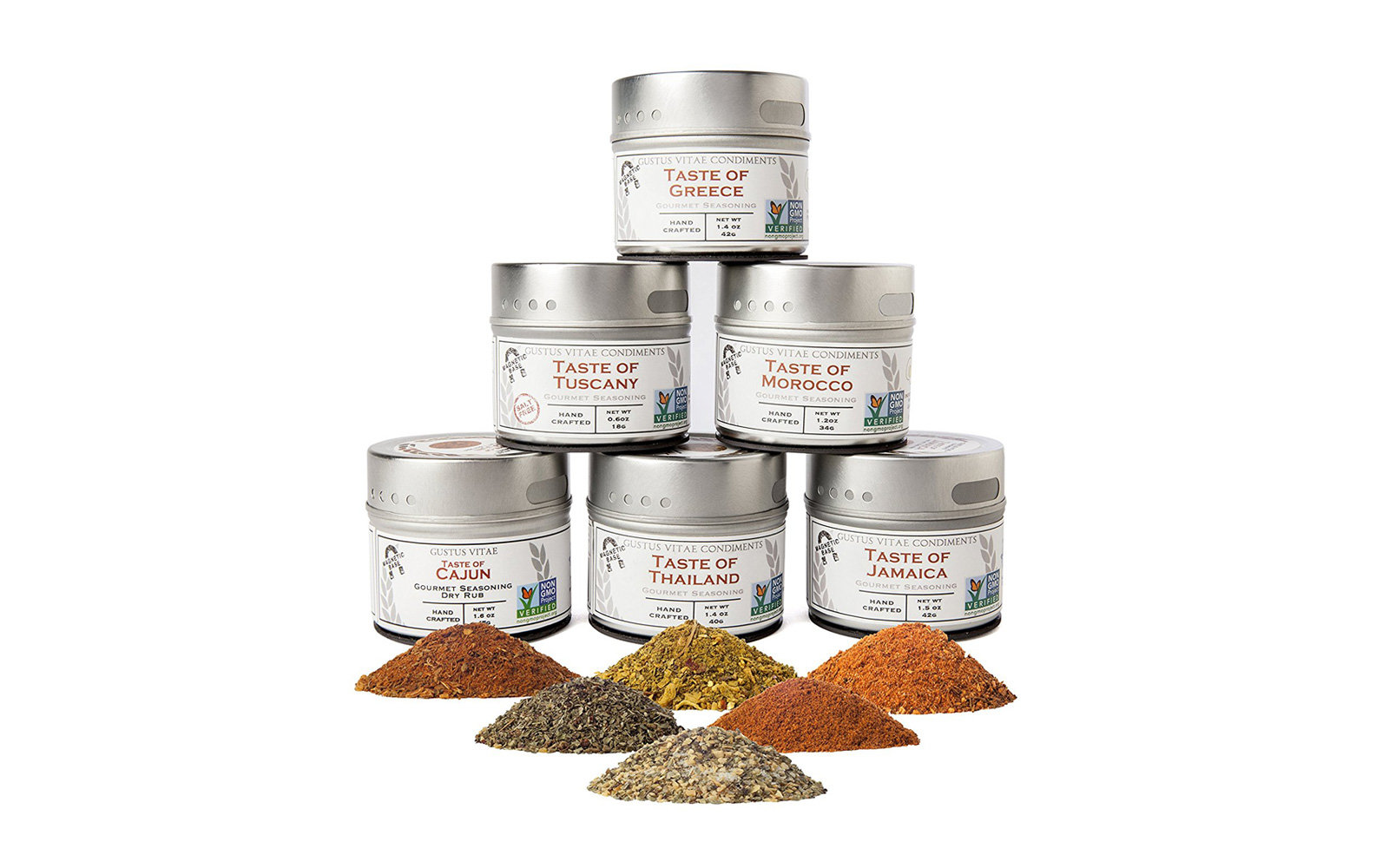 Gourmet World Flavors Seasoning Collection