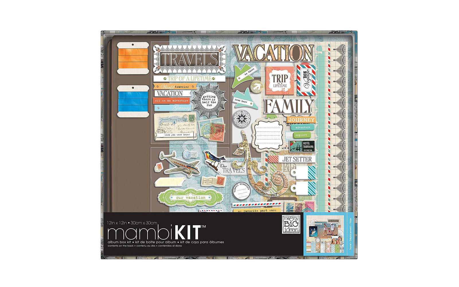 Me and My Big Ideas Scrapbooking Kits