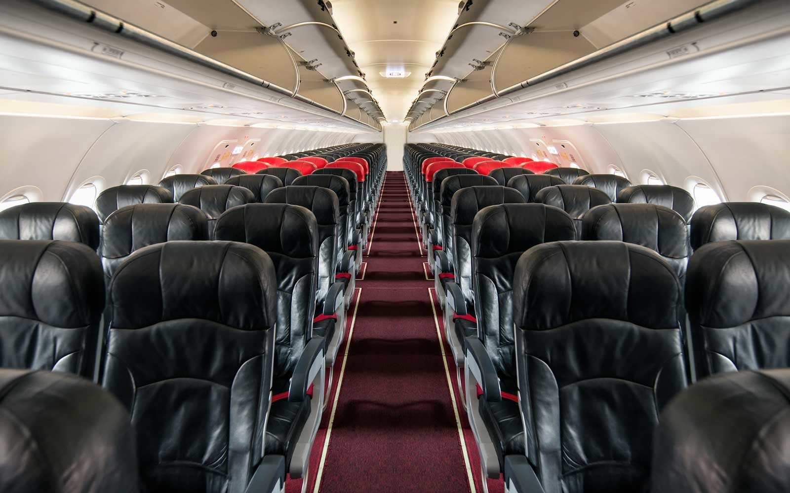How To Improve Your Chances Of Flying On An Empty Plane